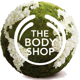 The body shop logo earth