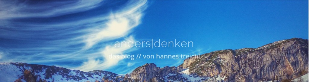 Blog Anders Denken Interview